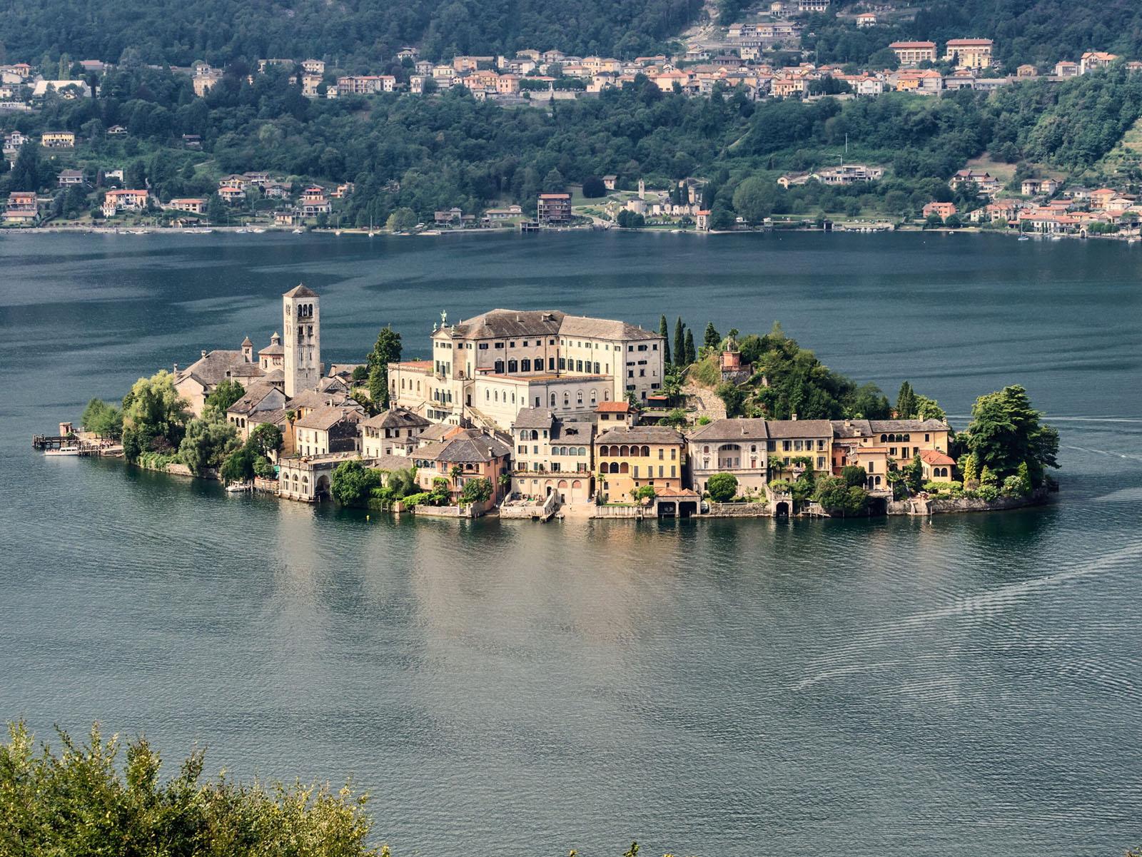 sito web wordpress immobiliare - cusius lake